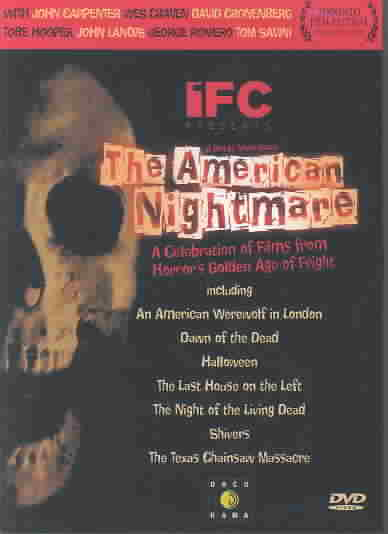 AMERICAN NIGHTMARE BY CRAVEN,WES (DVD)